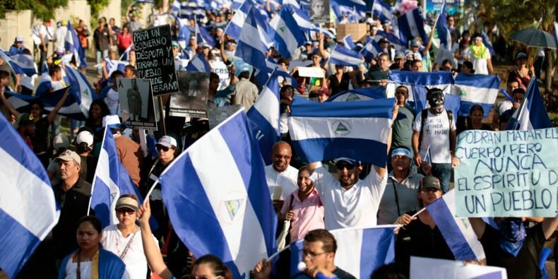 Nicaragua: entrée en vigueur de la trêve après un mois de manifestations