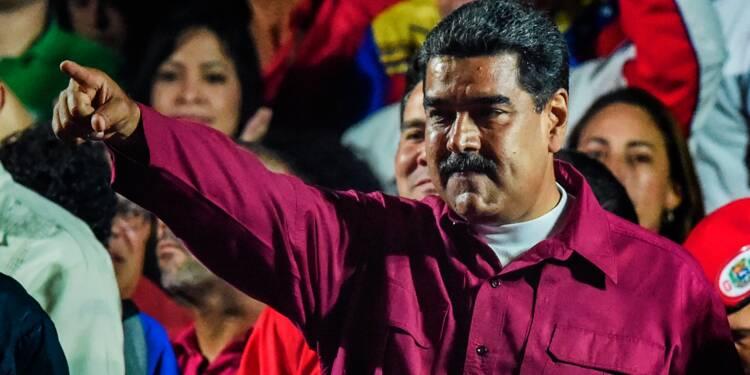 Venezuela: Nicolas Maduro remporte la présidentielle