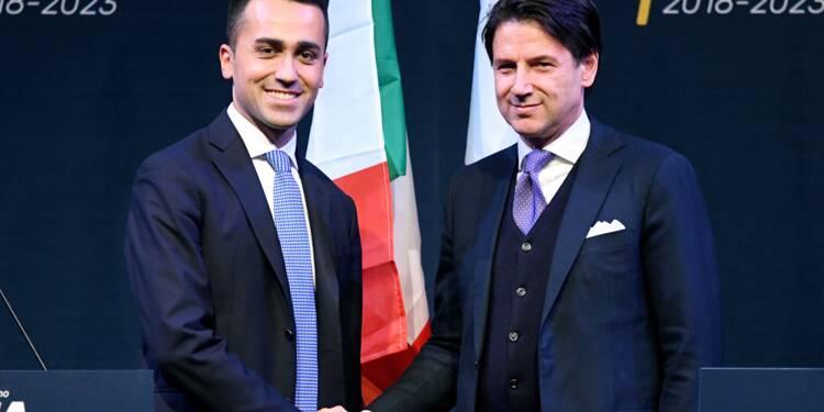 Italie: Giuseppe Conte proposé pour diriger le pays, le président consulte
