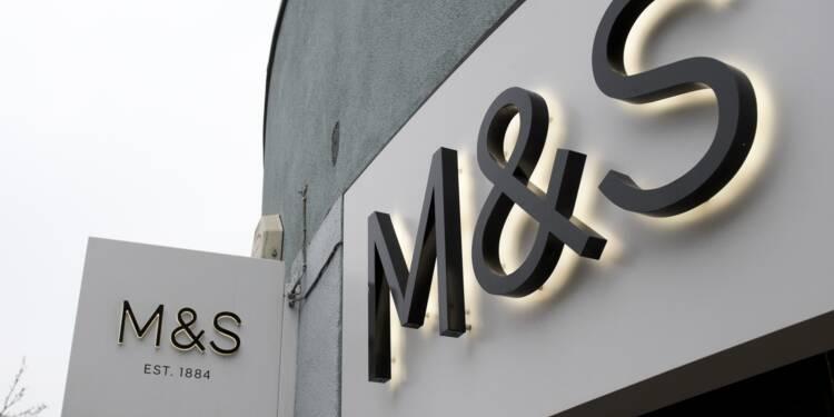 Marks & Spencer va fermer des dizaines de magasins