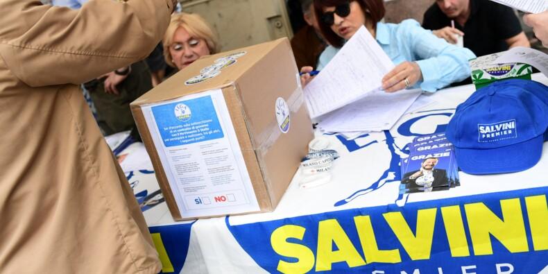 Italie: le nom du futur chef de gouvernement populiste attendu dans la journée