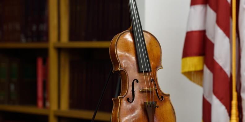 Les premiers violons sans doute conçus pour imiter la voix humaine