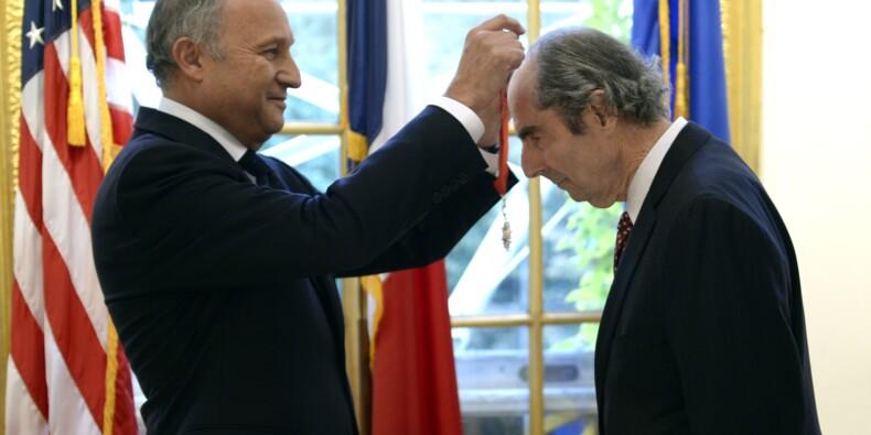 Philip Roth, l'ami américain de la France
