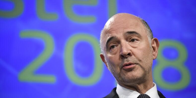"""L'UE demande à l'Italie """"une réponse crédible"""" sur sa dette publique"""
