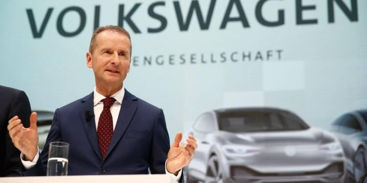 Volkswagen dénonce le protectionnisme américain après les menaces de taxes douanières