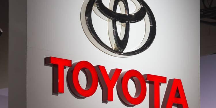 Toyota veut décupler la vente de ses véhicules à hydrogène après 2020