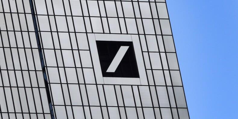 Deutsche Bank supprime des milliers d'emplois dans le monde
