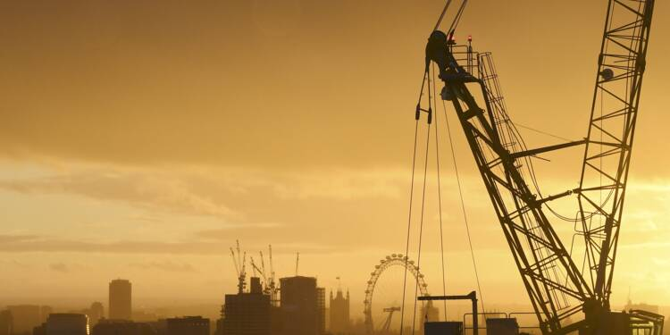 GB: la croissance ralentit à son plus faible niveau en cinq ans