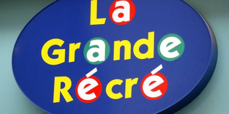 Jouets: la Grande Récré va fermer 53 magasins sur 252 en France