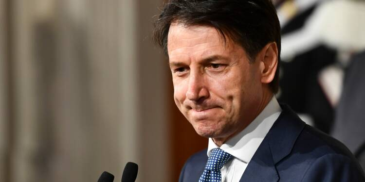Italie: Giuseppe Conte cherche à boucler son gouvernement