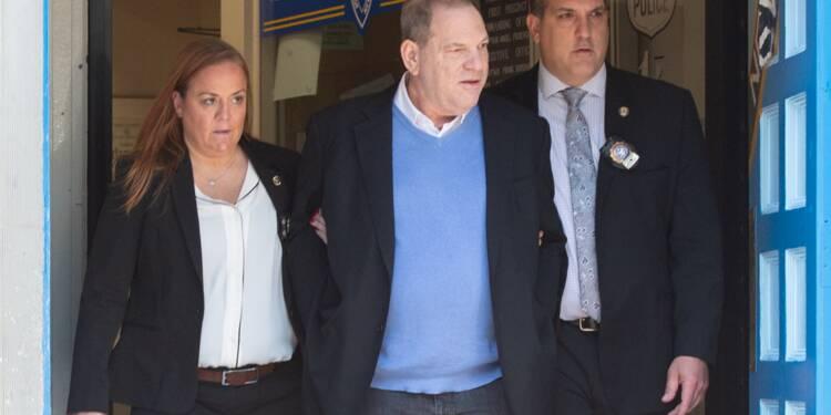 Weinstein inculpé pour viol et agression sexuelle, le #MeToo applaudit