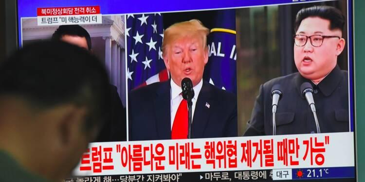 Sommet annulé: une aubaine pour Pyongyang ou tactique de négociation américaine?