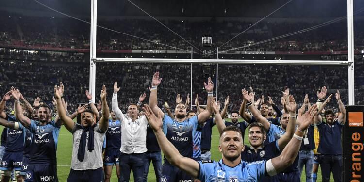 Top 14: Montpellier en finale en patron