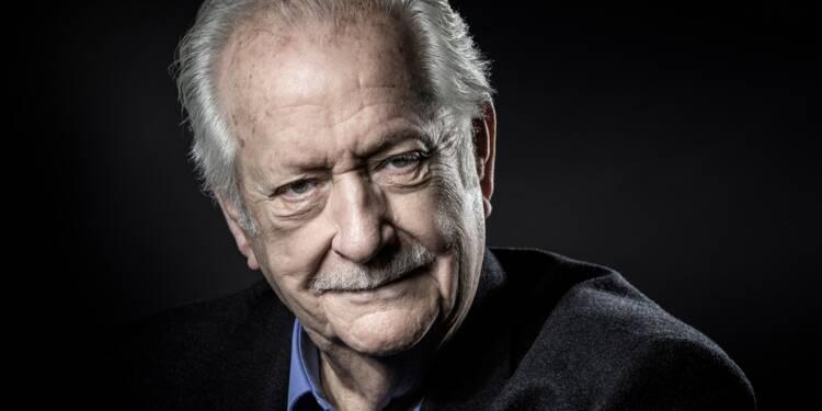 Mort de Pierre Bellemare, grande figure populaire de l'audiovisuel