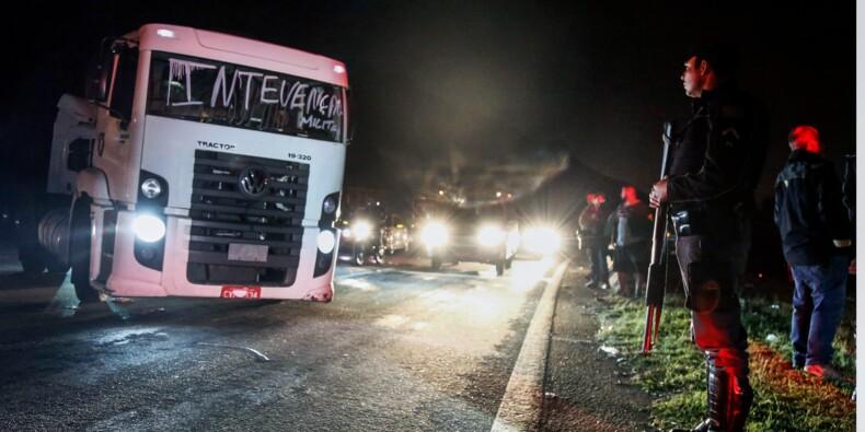 Grève des routiers au Brésil: Temer cède pour éviter le chaos