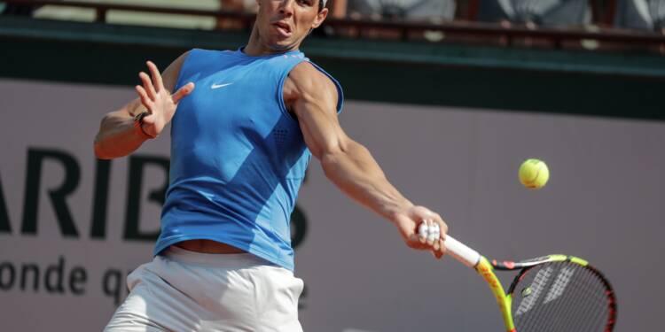 Roland-Garros: l'ogre Nadal et les revenantes