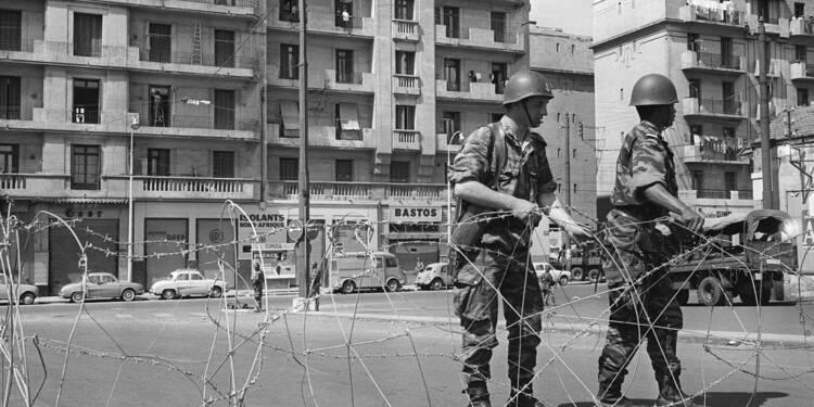 La France va octroyer une carte du combattant aux militaires en Algérie après 1962