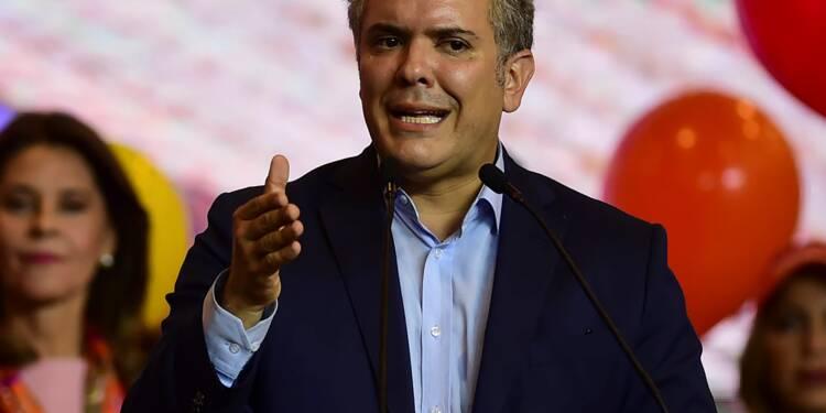 Colombie: un second tour présidentiel droite-gauche inédit en juin