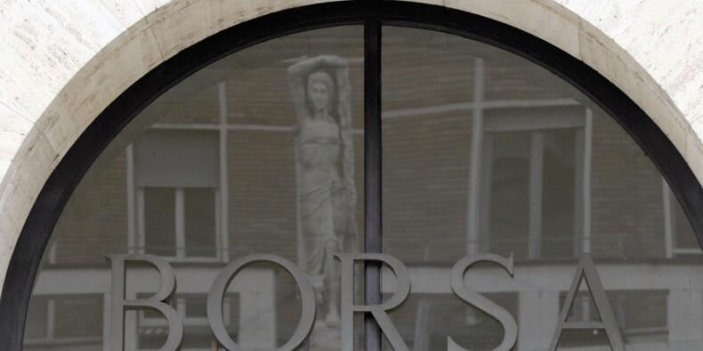 La Bourse de Milan repart à la baisse, le spread remonte