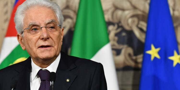 Sergio Mattarella, un président à cheval sur ses prérogatives