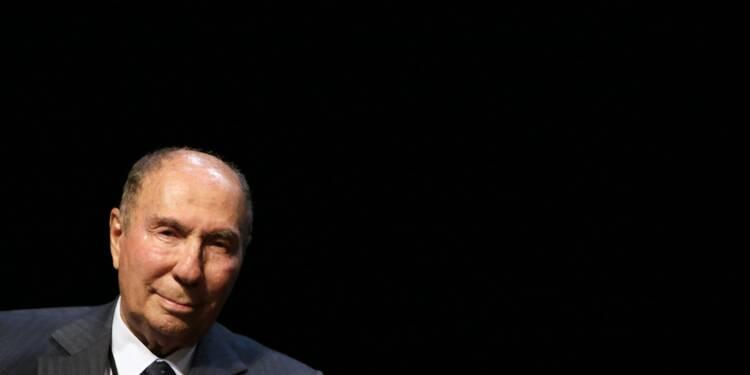 France: mort de Serge Dassault, héritier d'un empire industriel et patron de presse