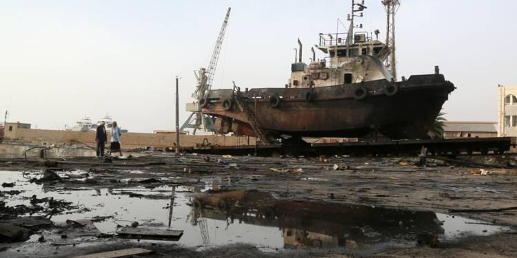 """Yémen: """"mobilisation"""" rebelle pour défendre le port stratégique de Hodeida"""