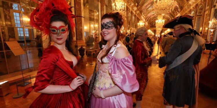 """""""Fêtes galantes"""" au château de Versailles: comme un air de carnaval de Venise"""