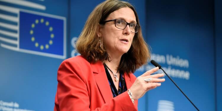 Acier: l'UE s'attend, au mieux, à des quotas américains