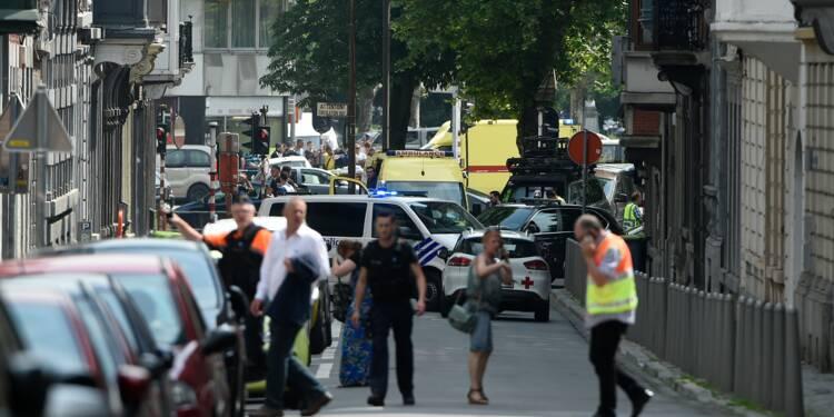 Fusillade à Liège: trois morts, dont deux policiers, l'assaillant abattu