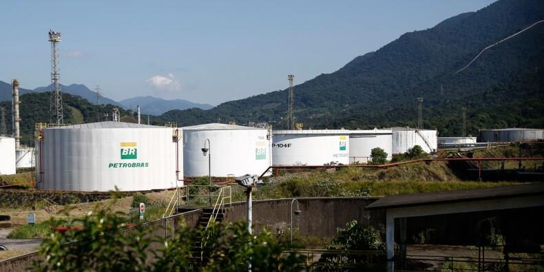 Brésil: le cours de Petrobras bondit de 10%