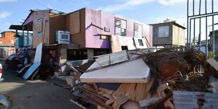 Ouragan à Porto Rico: 4.600 morts au lieu de 64, selon un nouvea bilan