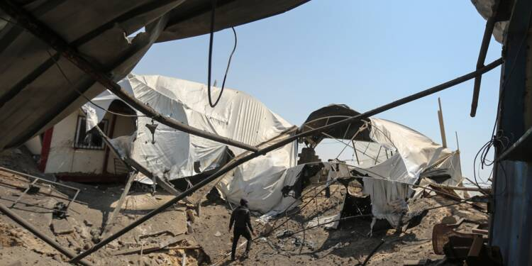 Gaza: retour au calme après la plus sévère confrontation avec Israël depuis 2014