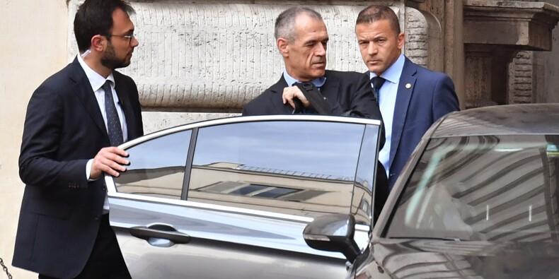 Italie: nouvelles tractations Ligue-M5S pour dénouer l'imbroglio gouvernemental