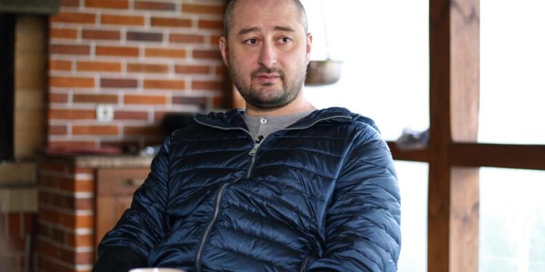 Un journaliste russe virulent critique du Kremlin abattu à Kiev