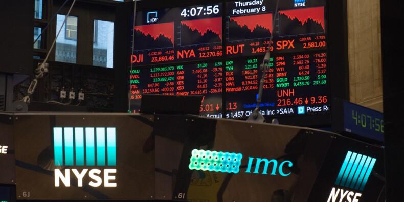 Wall Street rebondit à l'ouverture