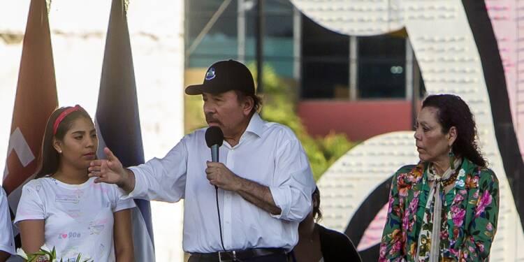 Nicaragua: Ortega affirme qu'il restera au pouvoir, 5 morts dans des violences