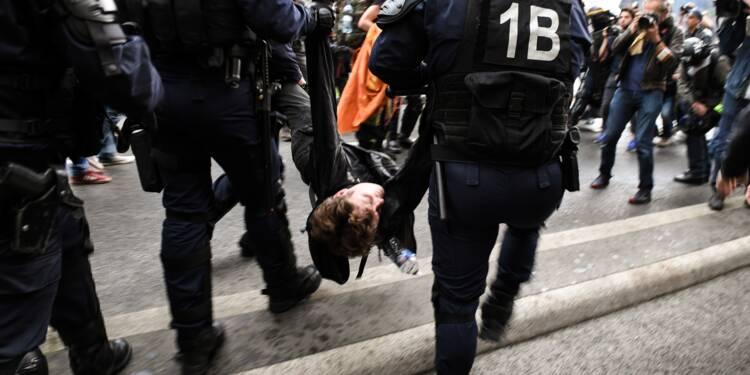 """Mobilisations en mai: vives critiques contre une """"répression disproportionnée"""""""