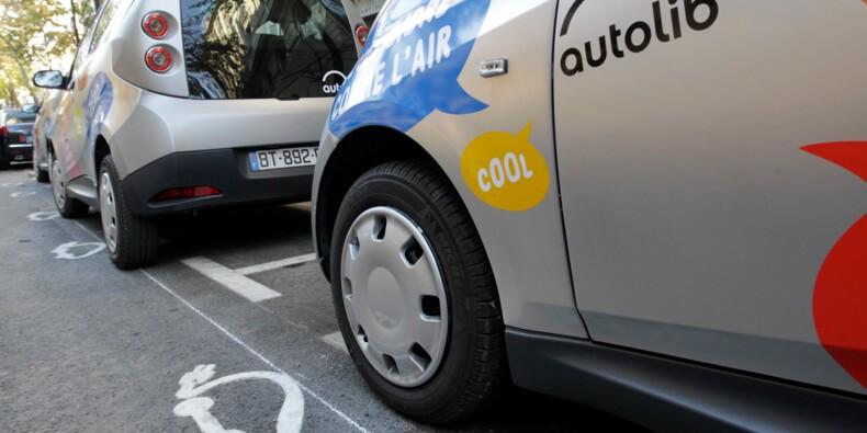 Déficit d'Autolib à Paris: l'opposition LR demande des comptes à la mairie