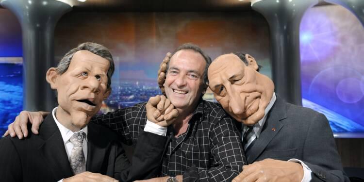 """""""A tchao"""" définitif des Guignols sur Canal+"""