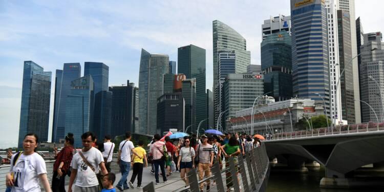 Singapour la tranquille se prépare pour le grand show Trump-Kim