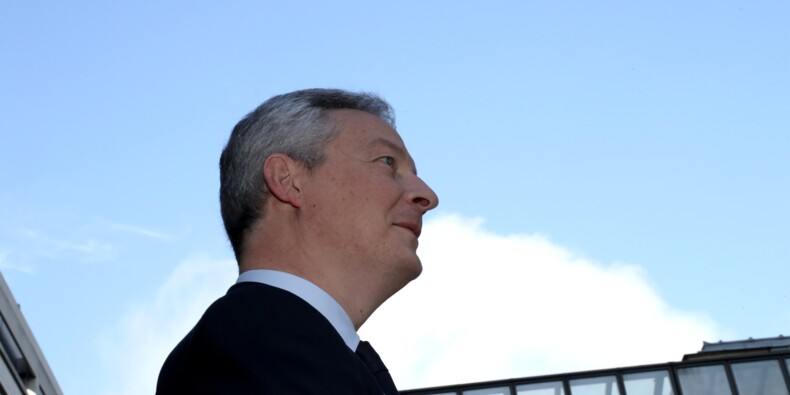 """Les USA font courir le """"risque de déstabilisation économique"""" dit Le Maire"""