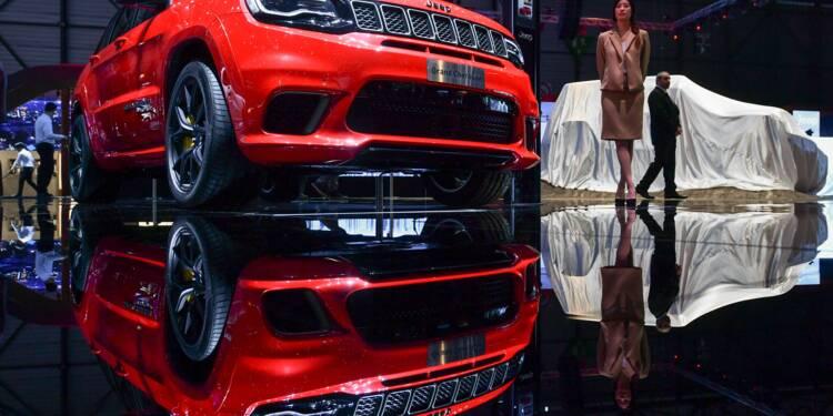 Jeep et le luxe au coeur de la nouvelle stratégie de Fiat Chrysler (FCA)