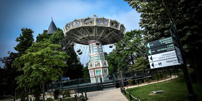 Rénové, le Jardin d'Acclimatation veut rivaliser avec les grands parcs d'attraction