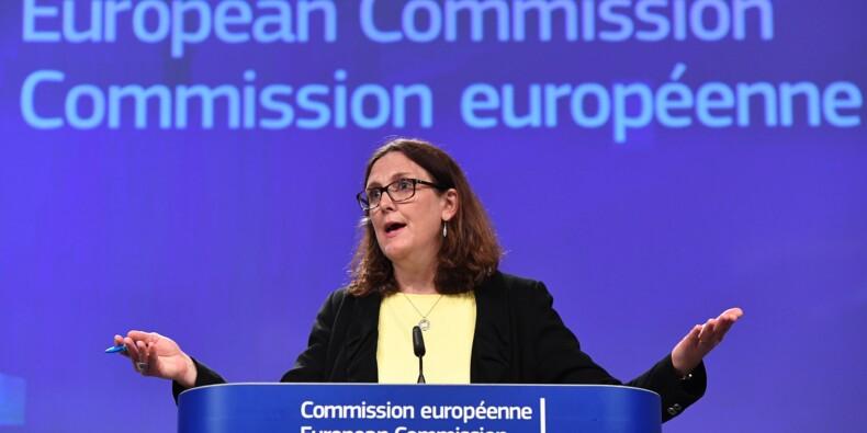 Guerre commerciale : l'Union européenne passe à l'offensive!