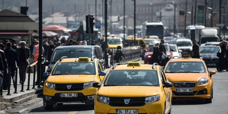 """Turquie: Uber c'est """"terminé"""", annonce Erdogan"""
