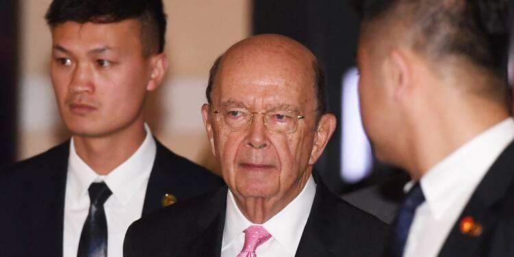 Le secrétaire au Commerce américain annonce un accord avec le groupe chinois ZTE