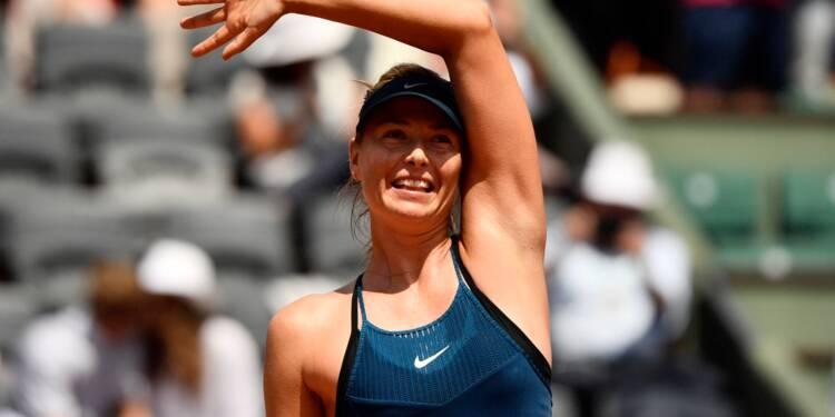 Roland-Garros: Sharapova attend Williams, Monfils rate le coche