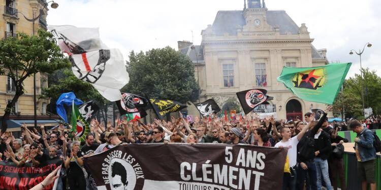 """Cinq ans après Clément Méric, tensions toujours vives entre identitaires et """"antifas"""""""