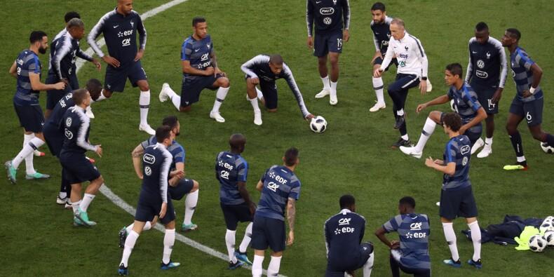 Mondial-2018: les Bleus, un juteux business pour la Fédération