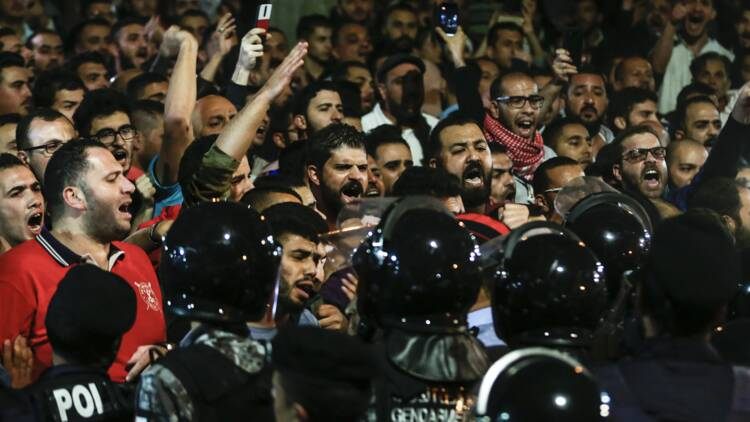 Jordanie: nouvelles manifestations contre la hausse des prix et des impôts
